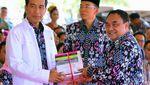 Jokowi Hadiri Peringatan Hari Pers Nasional