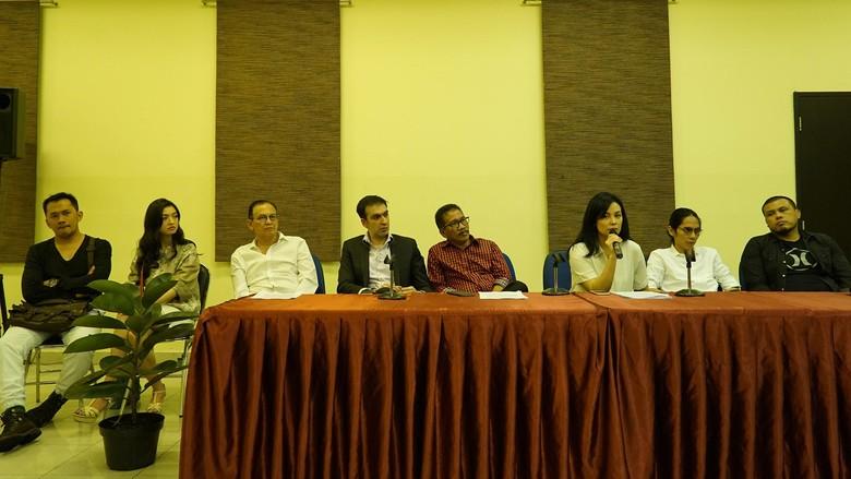 Pemerintah Indonesia Diminta Dukung Industri Film Lewat Investor Asing