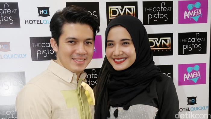 Zaskia Sungkar & Irwansyah