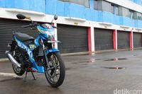 Persaingan Motor Bebek 150 cc