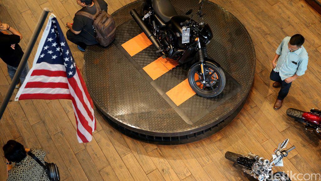 Wah, Harley-Davidson Bakal Bikin Motor Kecil