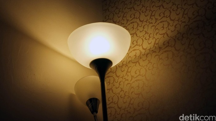 Lampu kamar. dikhy sasra/ilustrasi/detikfoto