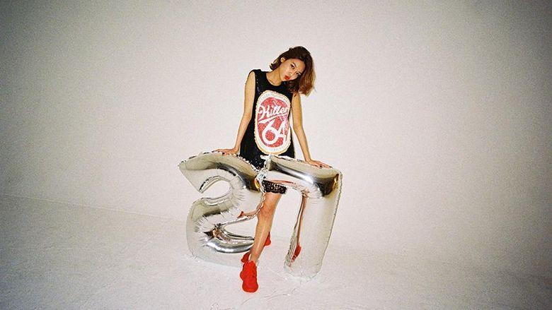 Jika dia benar-benar menginginkan bentuk badan yang sempurna, Sooyoung SNSD perlu menambah berat badan setidaknya 4 - 5 kg lagi. Saat ini berat badan Sooyoung hanya 49 kg, padahal tingginya 171 cm. Foto: Sooyoung Tumblr