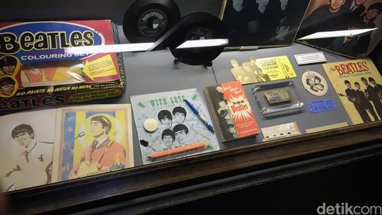 Ini Barang-barang Asli Peninggalan The Beatles