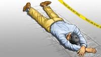 WN Nigeria Ditemukan Tewas di Kali Kelapa Gading, Polisi Selidiki