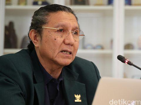 Kalah Lawan Jokowi, Ini Tangkisan-tangkisan Prof Ilham Oetama Marsis