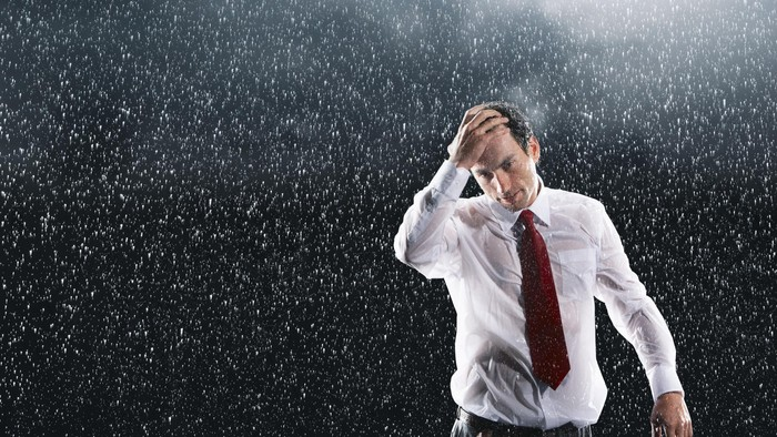 Hujan yang mengguyur beberapa hari terakhir bisa membuat kamu rentan terinfeksi penyakit.  Foto: thinkstock