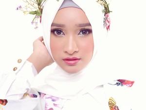 Bella Almira Punya Fans Hingga Pekanbaru Pasca Menang Sunsilk Hijab Hunt 2015