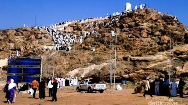 4 Gunung Paling Penting di Arab Saudi untuk Umat Islam