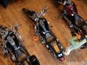 Bikin Motor 300 cc, Harley Gandeng China