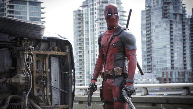 'Deadpool' menjadi salah satu film yang direkomendasikan oleh Lee Dong Wook.