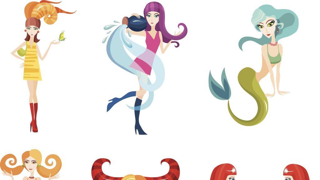 Ramalan Zodiak Hari Ini: Pisces Jangan Gegabah, Aries Saatnya Bangkit