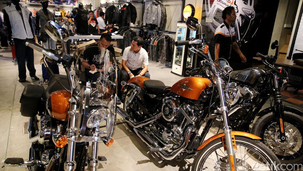Bonus Asian Games Juga Bisa Borong Moge Harley