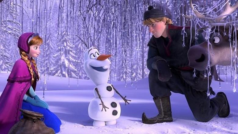 Intip Behind the Scene Video Frozen The Musical di Amerika!