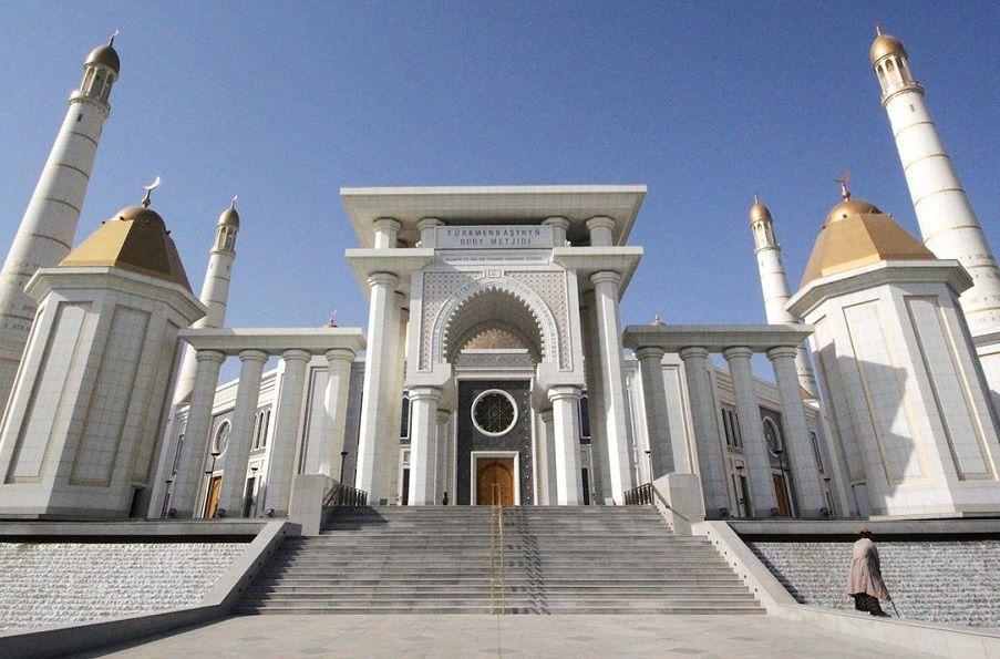 Kota di Asia Tengah
