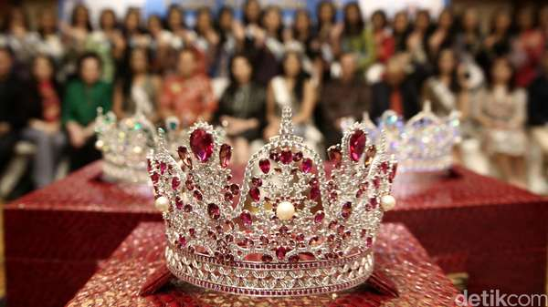 Ini Dia Mahkota Puteri Indonesia 2016