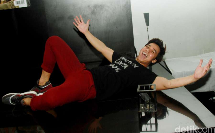 Ababil, Billy Syahputra Lagi Happy Nih!