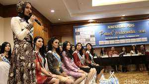 Meriahnya Grand Final Puteri Indonesia 2011