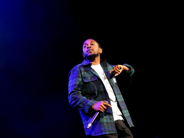 Kendrick Lamar Foto: Bennett Raglin/Getty Images