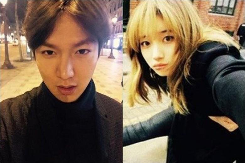 Setahun Pacaran, Apa Kabar Hubungan Suzy dan Lee Min Ho?