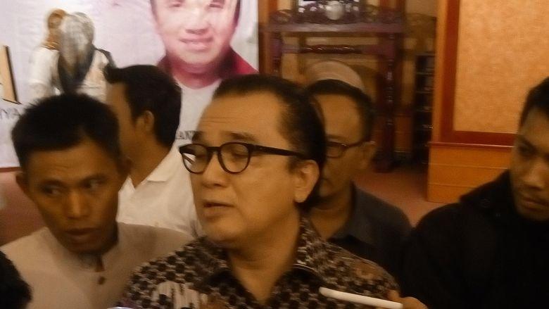 Tantowi Yahya Detail: Begini Penjelasan Tantowi Soal Banten Baru