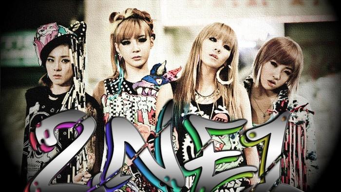 f(x), Secret, BEAST, 2NE1, Rainbow