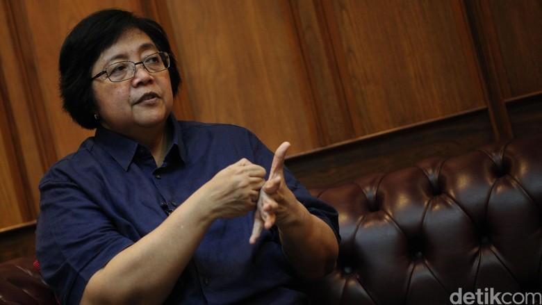 Menteri LHK Tegaskan Indonesia Akan Kirim Balik Sampah Plastik Impor