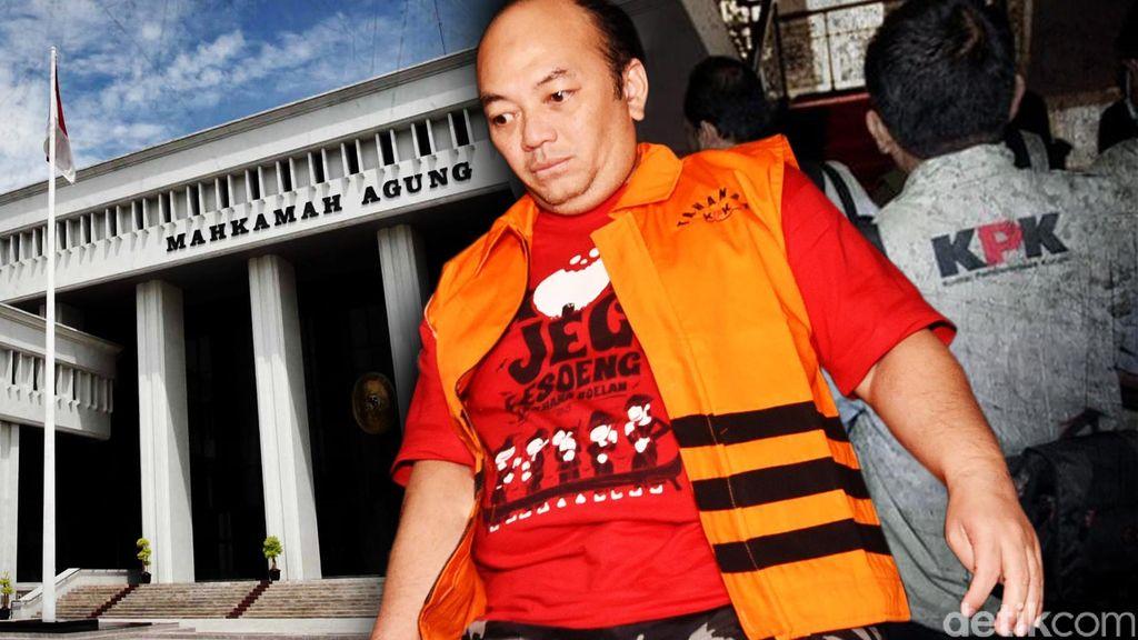4 Fakta Pejabat MA Ditangkap KPK