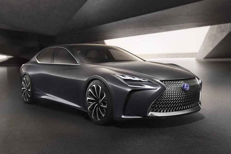 Lexus LF-FC Concept (Foto: Lexus)