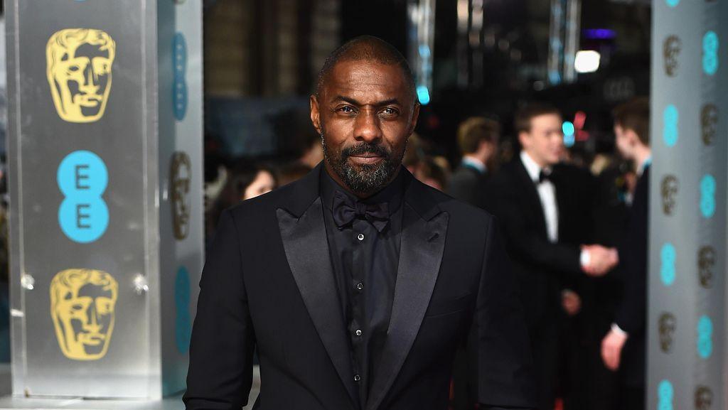 Disebut Calon Perankan James Bond, Ini Kata Idris Elba