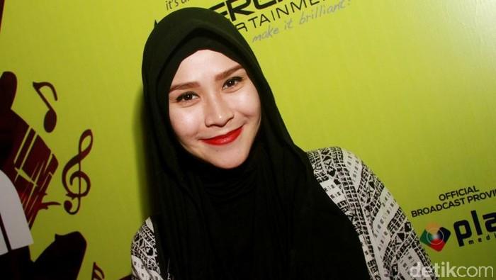 Zaskia Adya Mecca (Foto: Gus Mun/detikHOT)