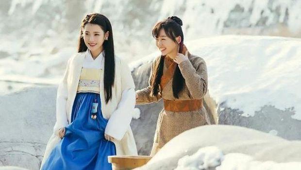Moon Lovers IU (Syuting 1)