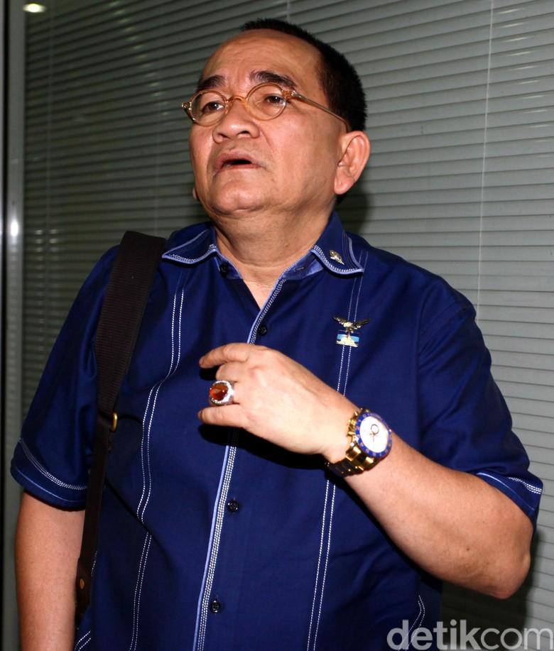 Ruhut: Aku Takut Agus Yudhoyono Enggak Menang, Ngeri Sekali