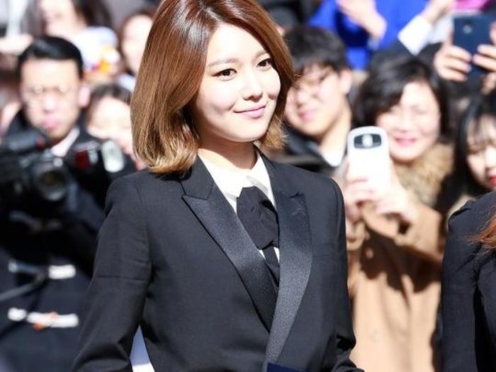 Yuri, Sooyoung, Park Shin Hye Wisuda