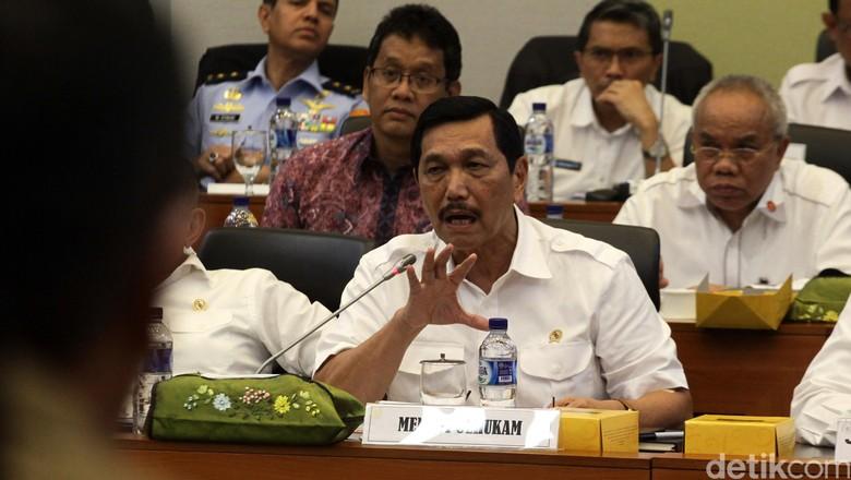 DPR Kritik Amnesti Untuk Din Minimi, Ini Kata Menko Polhukam