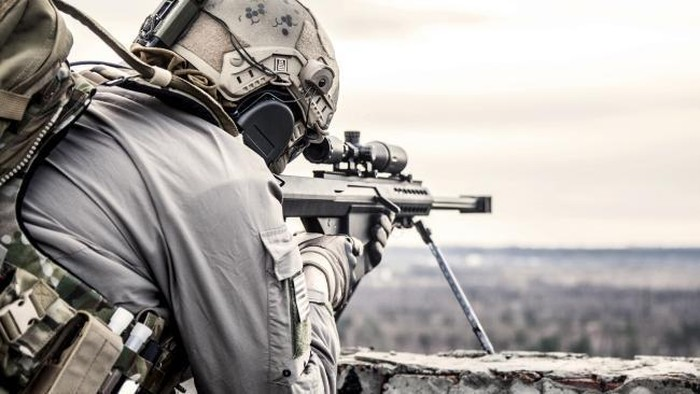 The coalition has been using snipers to take out ISIS chiefs and their affiliates in Syria and Iraq in lieu of an all-out ground war. (news.com.au)
