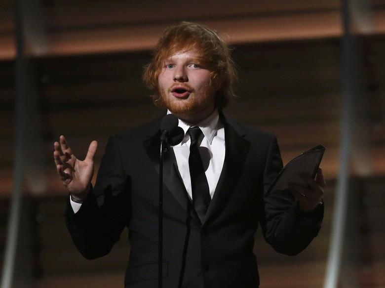 Ed Sheeran Rencana Buat Album dengan Kualitas Jelek