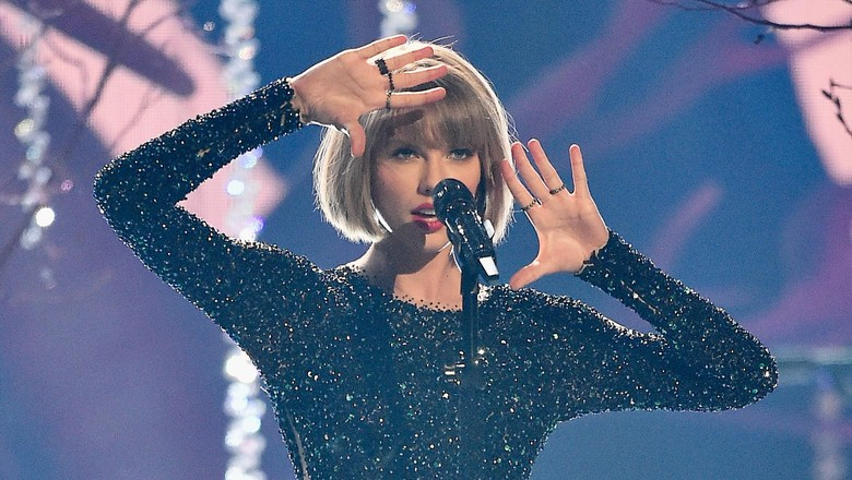 Taylor Swift Foto: Kevork Djansezian/Getty Images