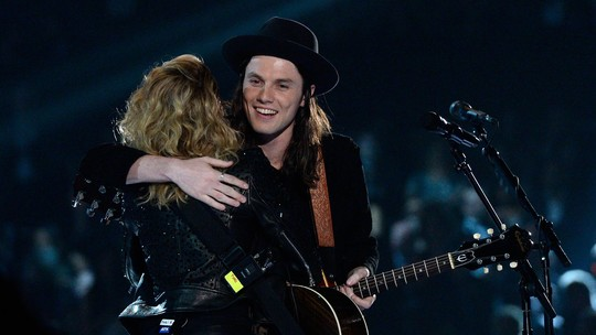 Penampilan Syahdu Stevie Wonder hingga James Bay di Grammy 2016