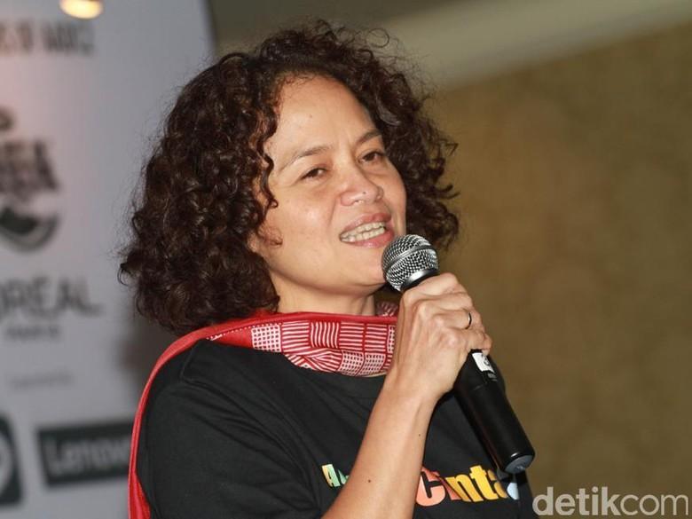Kebahagiaan Mira Lesmana Bertemu Dewa Film di Venesia Film Festival