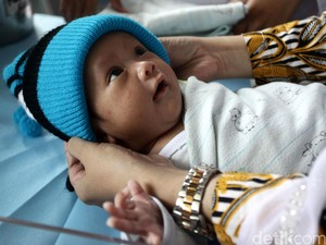 Penemuan Bayi di Sawangan Depok