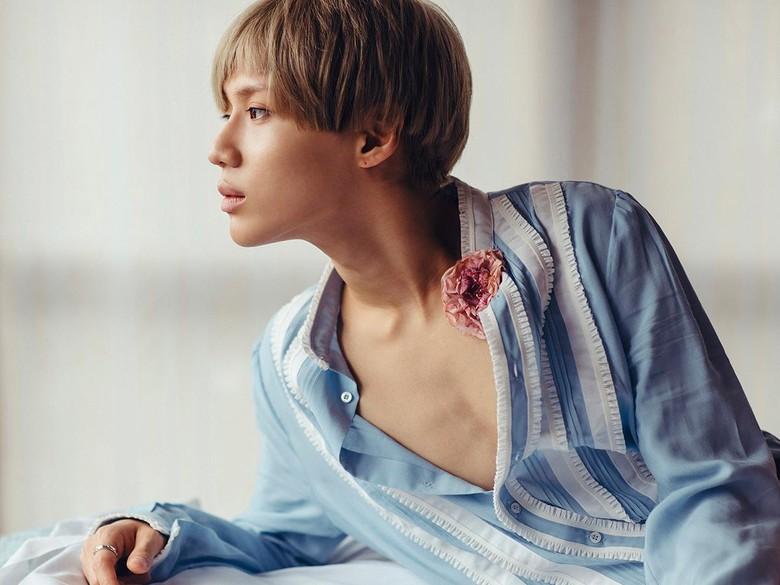 Taemin Jadi Model Karakter Manga Blue Spring Ride?