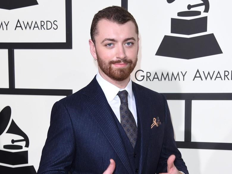 Sam Smith Ungkap Rahasia Tampil Lebih Ramping di Grammy 2016