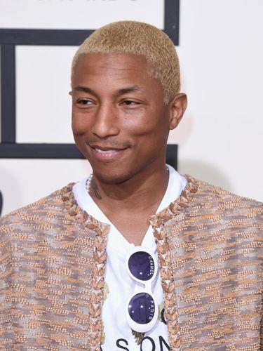 Rahasia Wajah Awet Muda Pharrell Williams di Usia 44 450803bca1