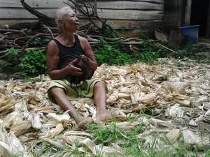 Dinkes Ponorogo akan Bantu Lasiyem yang Telinganya Habis Dimakan Belatung