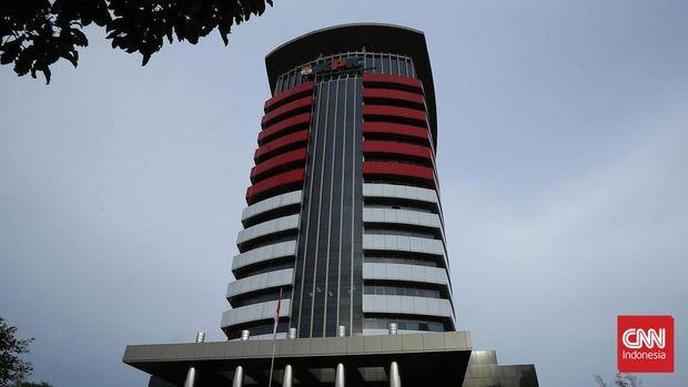 Gedung Komisi Pemberantasan Korupsi (KPK), Jakarta.