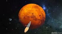 AS, China, Uni Emirat Arab, Berlomba ke Mars di Bulan Juli