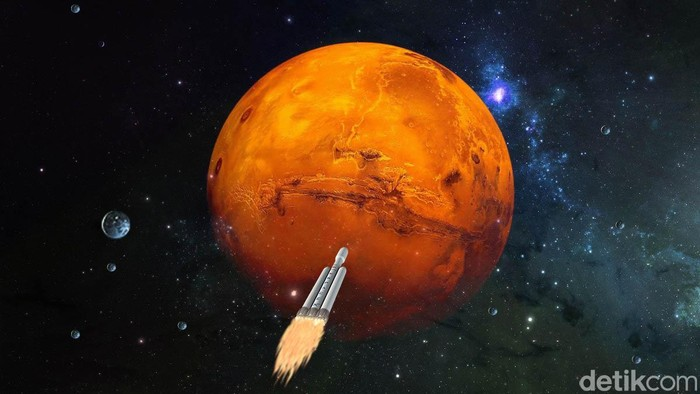 Jelajah Planet Mars