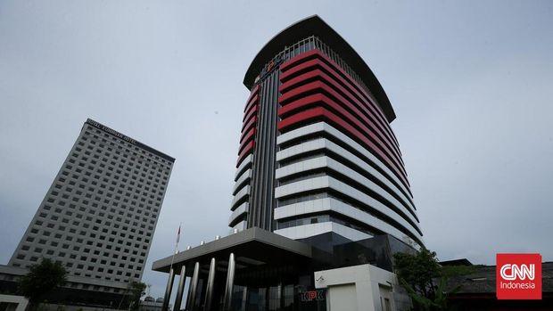 Gedung Komisi Pemberantasan Korupsi, Jakarta.