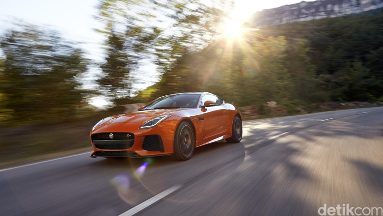 Jaguar F-Type model 2016 Foto: Jaguar